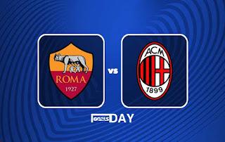 Roma vs AC Milan – Highlights
