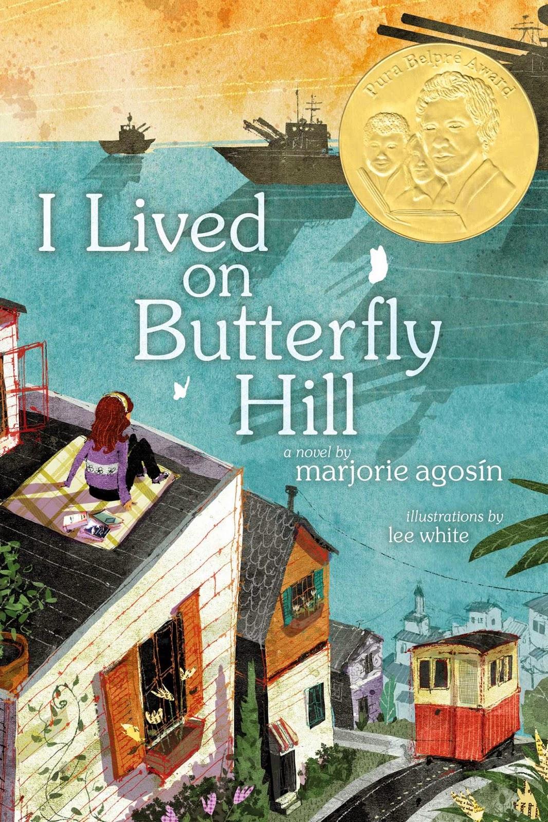 La Bloga I Lived On Butterfly Hill Wins The Pura Belpr 233