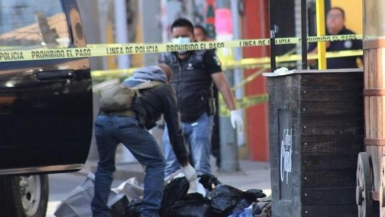 Localizan tres descuartizados en San Martín Texmelucan, Puebla