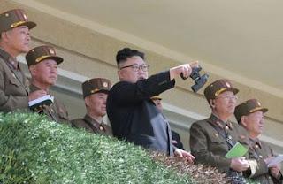 Coreia do Norte ameaça bombardear Israel