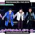 PROGRAMAÇÃO - THE SHONEN CLUB PREMIUM: 19/01/2018