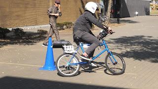 スターリングエンジン自転車 動画あり