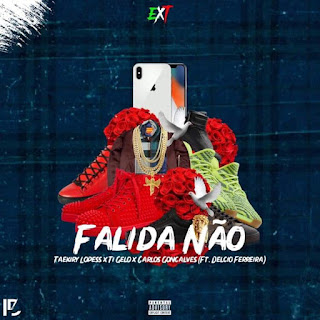 Taekiry Lopess Ti Gelo & Carlos Gonçalves - Falida Não  (feat. Delcio Ferreira)  [Download]