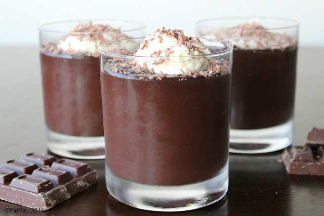 Featured Recipe | Rich Chocolate Pudding from PicNic #dessert #chocolate #recipe #SecretRecipeClub