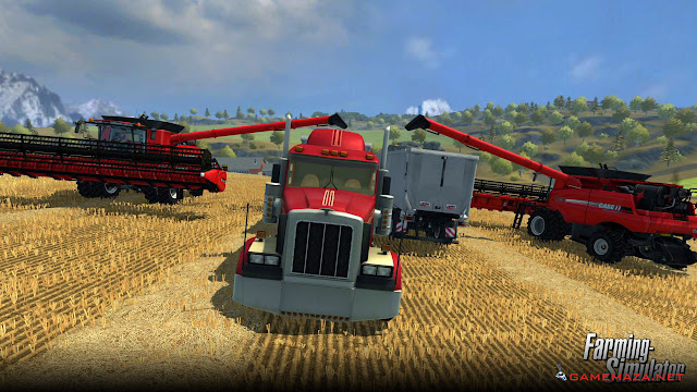 Farming Simulator 2015 Screenshot 2