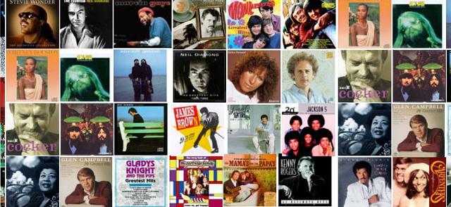 os artistas que mais venderam discos na historia da musica