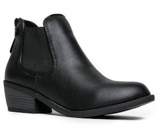 western chelsea ankle boot
