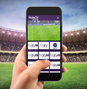 MobeIN Tv, FREE Android IPTV Application, APK IPTV on phone 2018