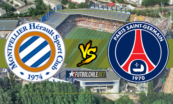 Montpellier vs París Saint-Germain