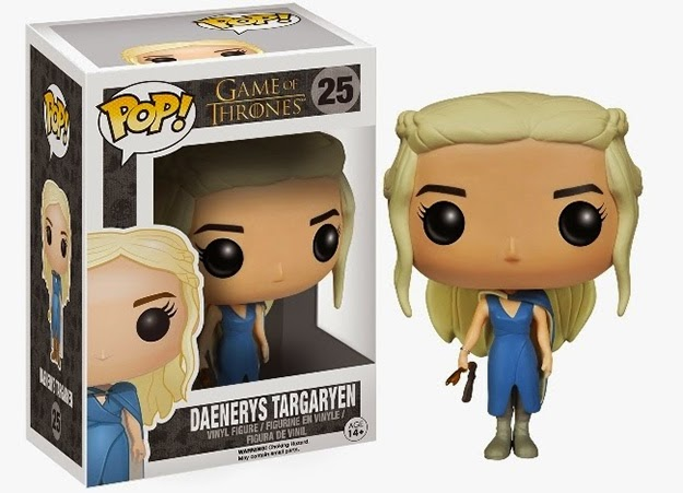 Boneco Funko Game of Thrones Daenerys