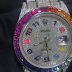 Check out the New Rainbow Diamond Rolex Watch worth 315 Million Naira (Photos)