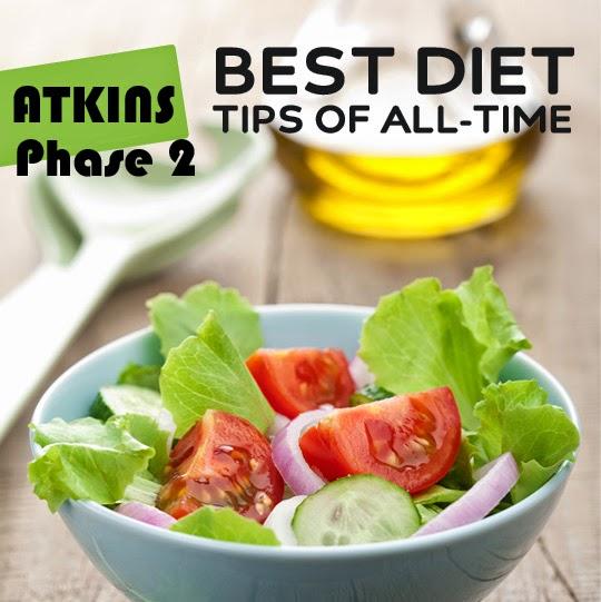 atkins 20 plan phase 2 balance your diet  tips  x nak