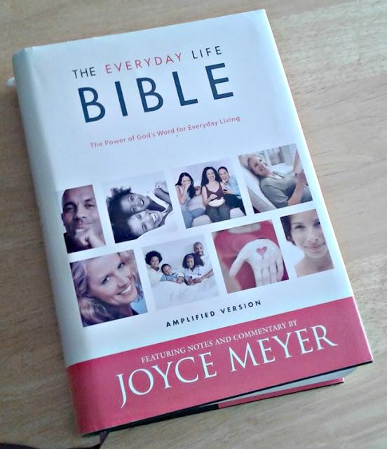 Joyce Meyer Everday Life Bible