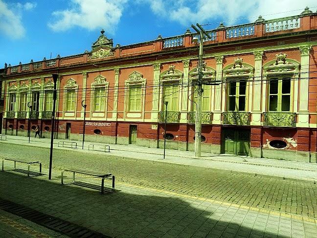 Antiga Casa do Senador Assumpção, em Pelotas