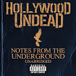 Heavy Metal Hell: RECENZE: Hollywood Undead - Notes From The Underground