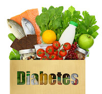 menu diet diabetes