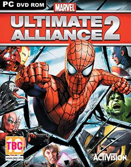descargar Marvel Ultimate Alliance 2 para pc no emulado version orginal full español 1 link mega iso