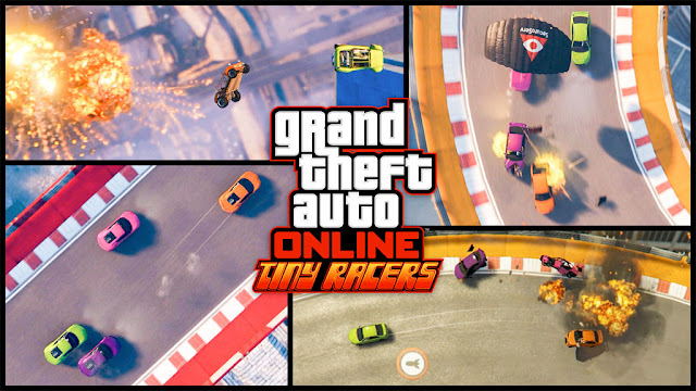 GTA Online: Tiny-Racers mode celebrates Micro Machines