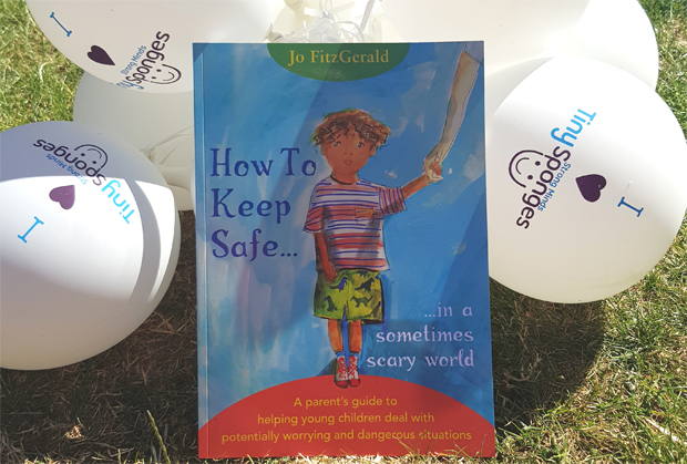 New book on How to Keep Safe.... in a sometimes scary world