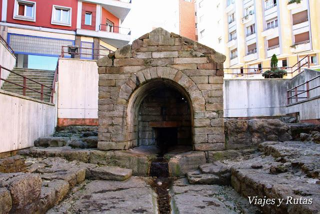 fuente de Foncalada de Oviedo