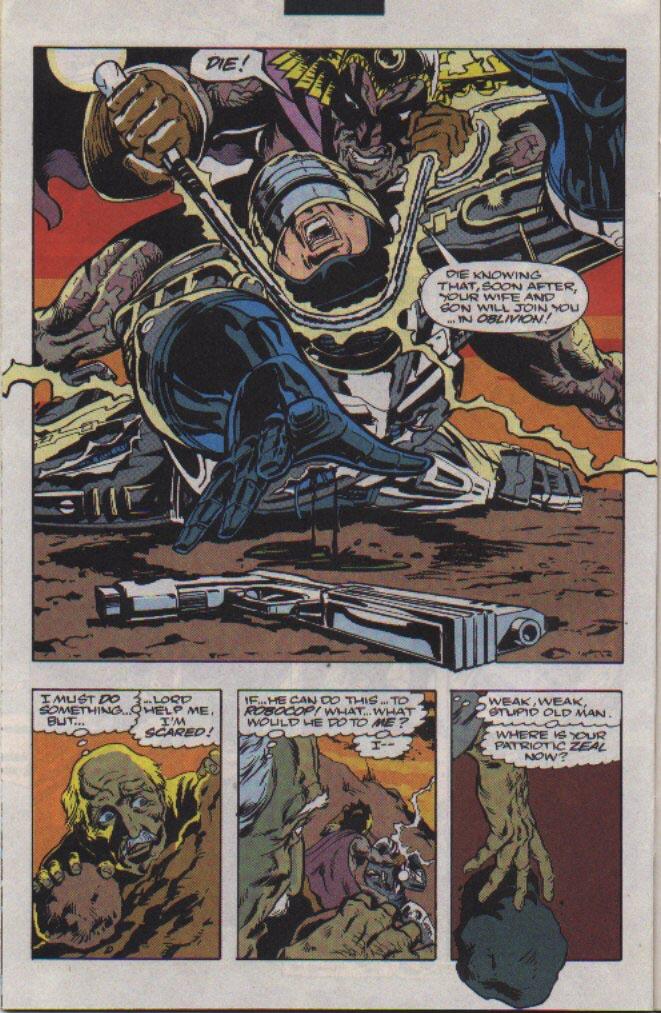 Read online Robocop (1990) comic -  Issue #22 - 19