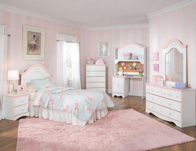 Trang trí phòng ngủ theo phong cách Hàn Quốc 06