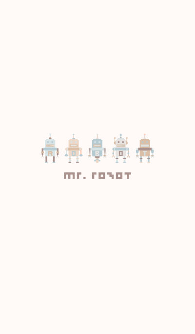 MR. ROBOT (BROWN 2)