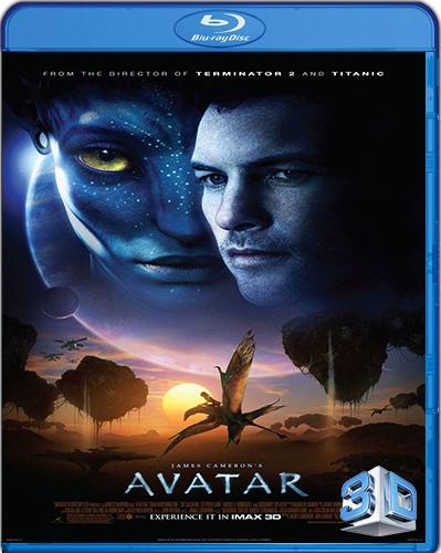 Avatar [2009] [BD50] [2D + 3D] [Latino]
