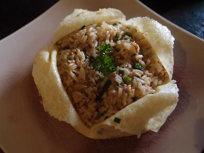 XO Scallop & Prawns Fried Rice