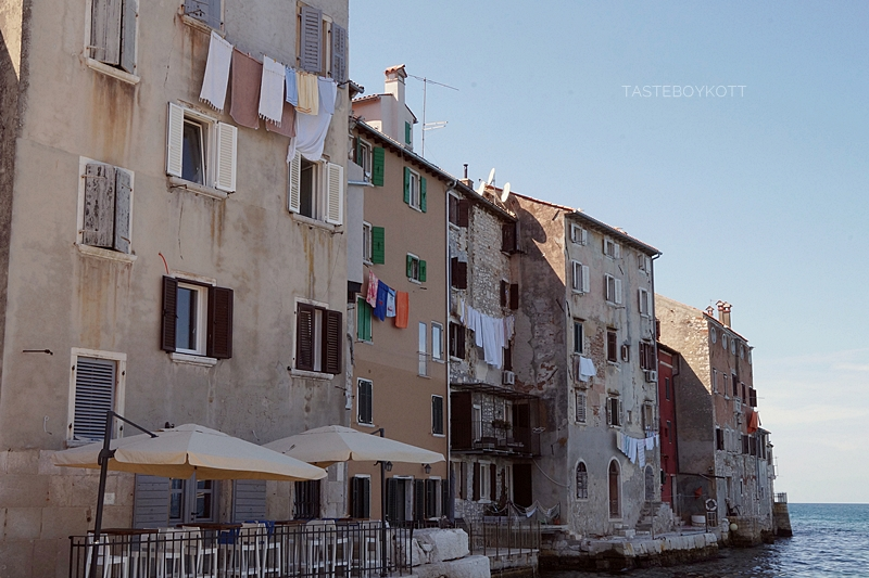 Beautiful city of Rovinj, Croatia (Istria) - The ideal Mediterranean destination for your next summer vacation!