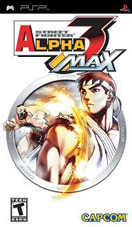 sreatfigghtmaxpsp - Street Fighter Alpha 3 MAX PSP