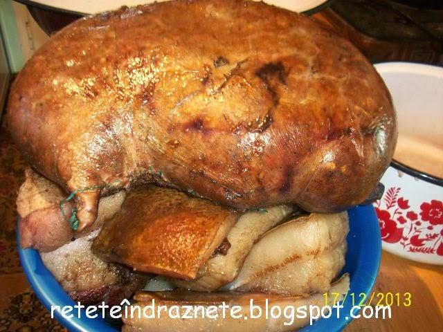 Cum se prepara slanina cu boia-Retetele bunicii de Cristina G.