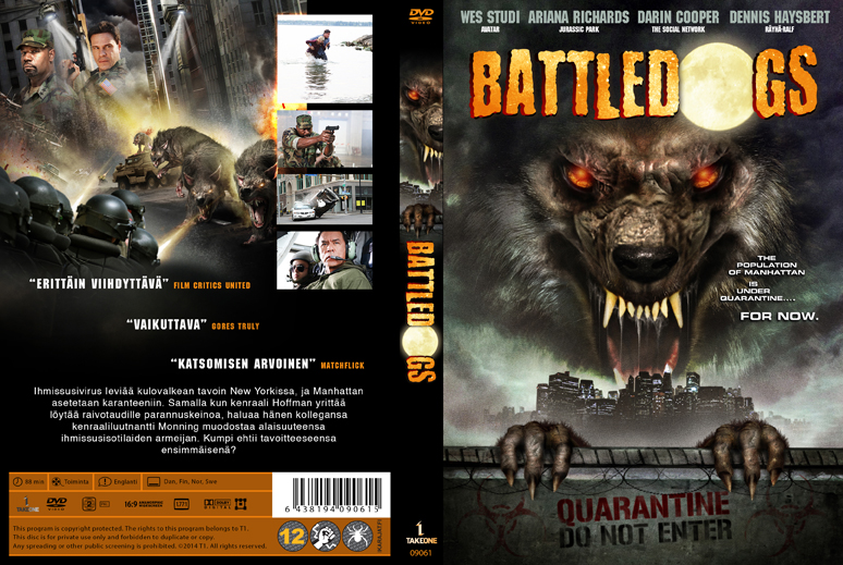 Battledogs Film