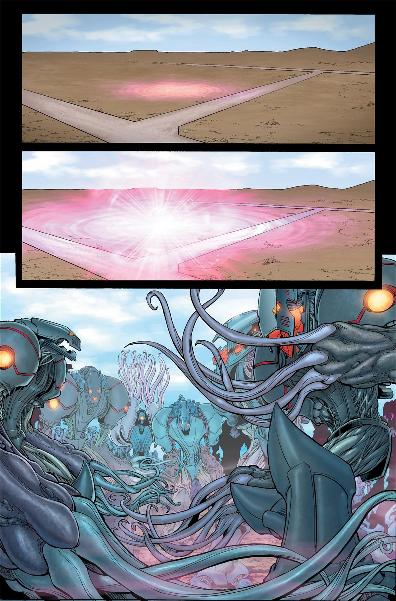 Read online Ultimate Secret comic -  Issue #3 - 17