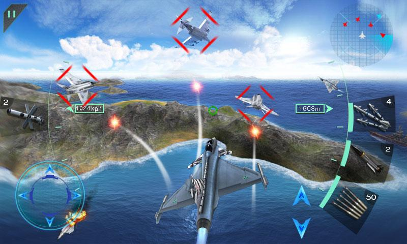 Sky Fighters 3D MOD APK