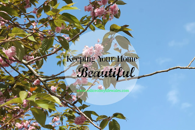 simple tips to keeping your home beautiful - regularly de clutter and repaint and more