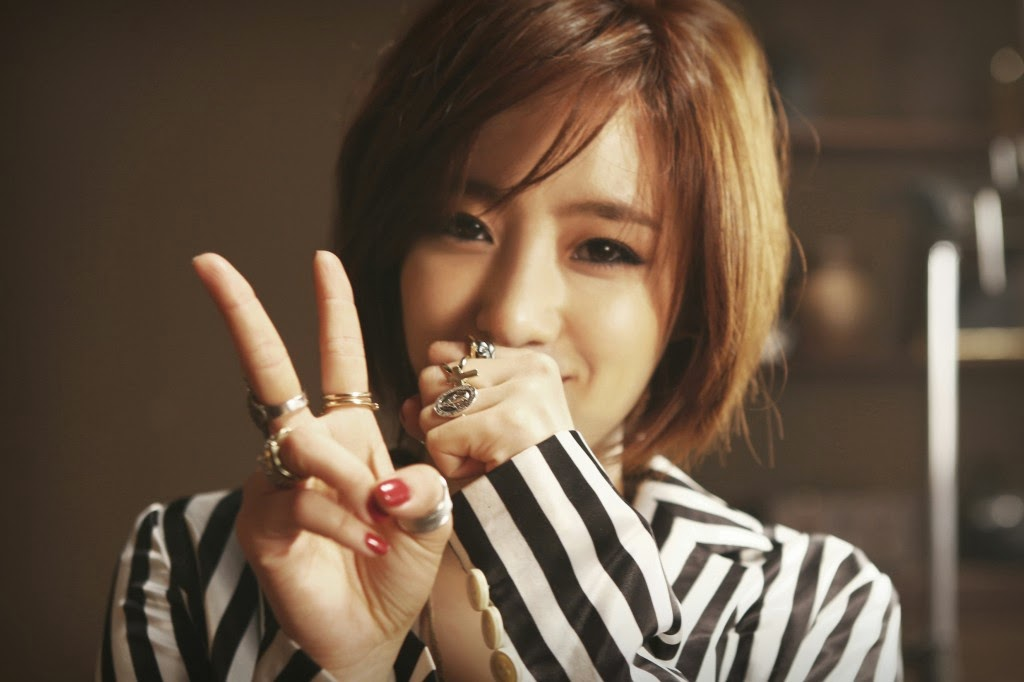 ara eunjung     ...T Ara Number 9 Wallpaper