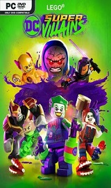 LEGO DC Super Villains - LEGO DC Super Villains-CODEX