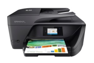 HP OfficeJet Pro 6960 All-in-One Télécharger Pilote