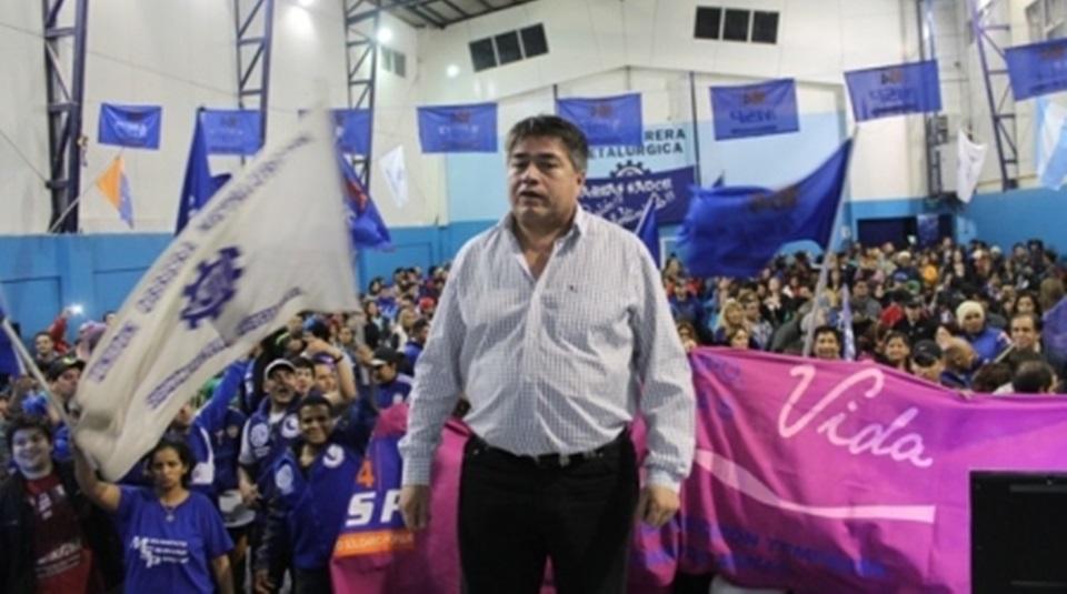 UOM Ushuaia defendio a Tapia