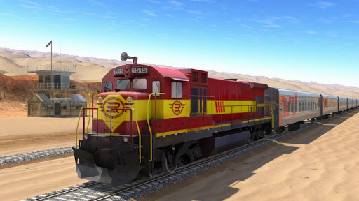Download Game Train Simulator by i Games v2.0 (Mod Apk Money/Unlock)