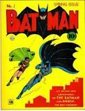 Premier comic book consacré exclusivement à Batman, disponible sur le site de Comixology