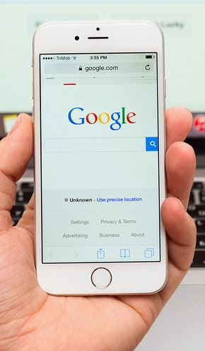 Google Launches New Mobile Search UI 1