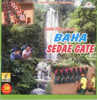 Baha Sedae Gaate Santali Album Cover