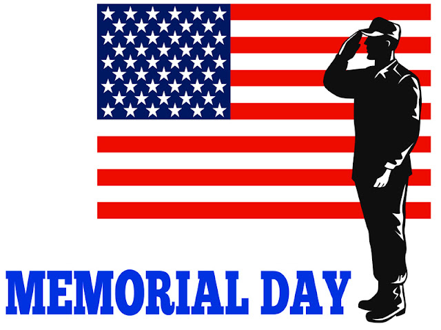 Happy Memorial Day 2017