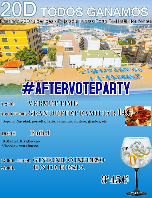 #AFTERVOTEPARTY