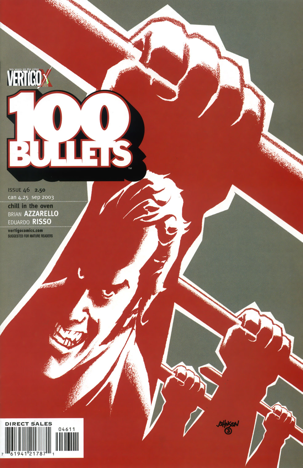 Read online 100 Bullets comic -  Issue #46 - 1