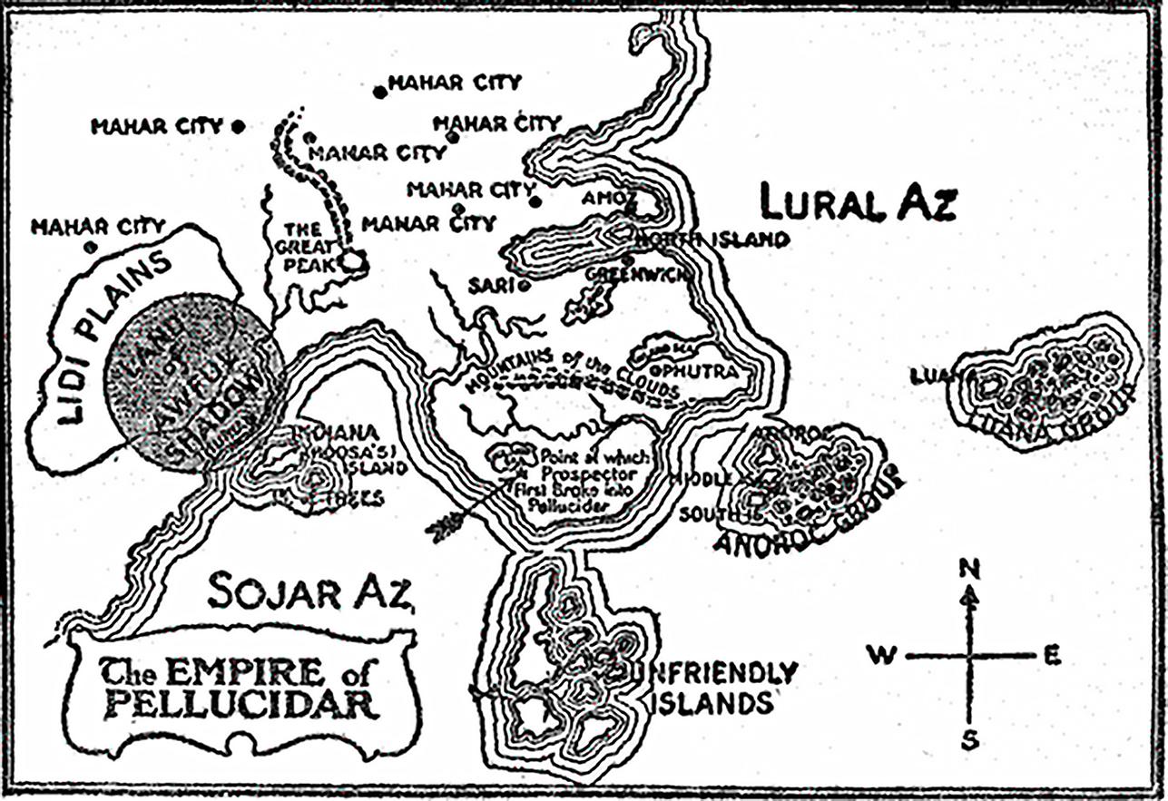 Zontar Of Venus Edgar Rice Burroughs