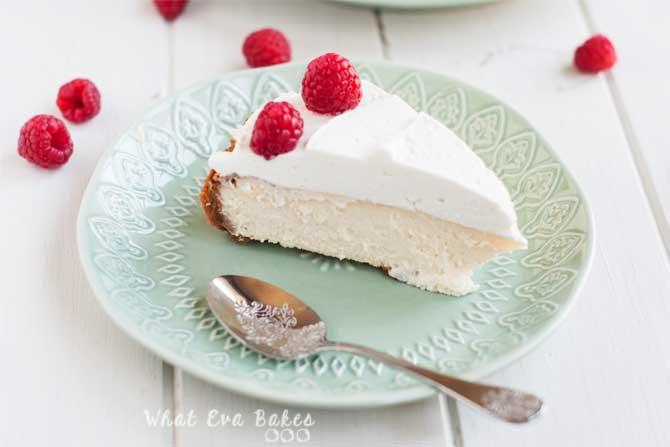 NY Cheesecake - tarta de queso