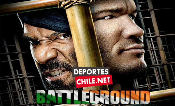 WWE: Battleground - Domingo 23 de Julio 2017 - 20:00 h